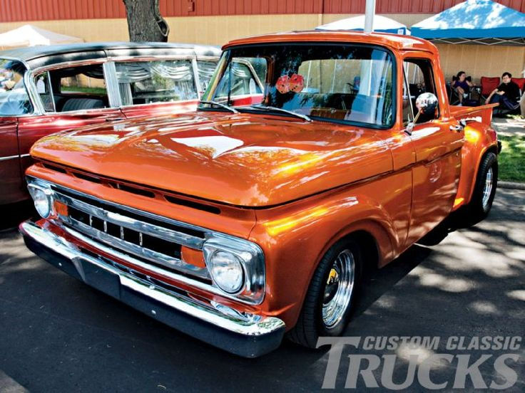 '64 Ford F-100 most amazing truck ever!!!