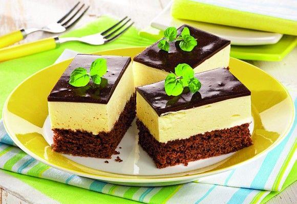 Prăjitură cu cremă de brânză | Click! Pofta Buna!