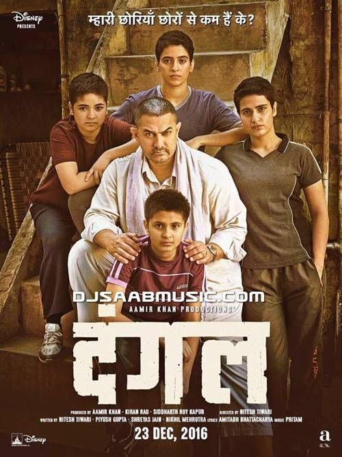 Movie : Dangal Genre :Action, Biography, Drama Director : Nitesh Tiwari Writers : Piyush Gupta, Shreyas Jain Starcast : Aamir Khan, Sakshi Tanwar, Fatima Sana Shaikh,Aparshakti Khurana,Zaira Was…