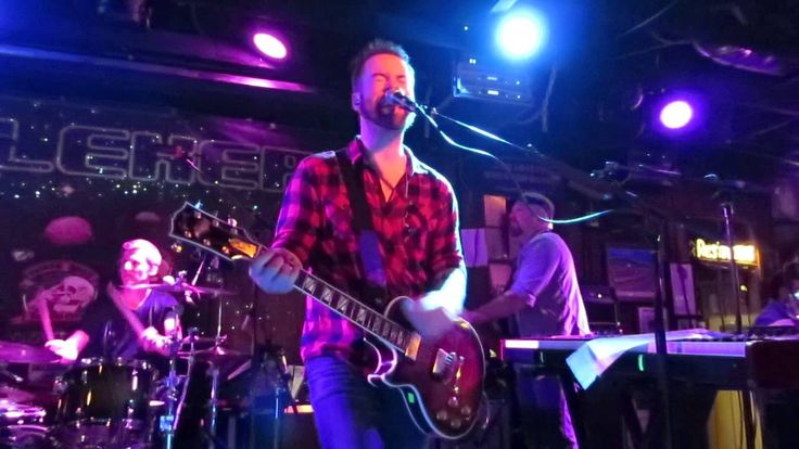 "David Cook - ""Purple Rain"" (Knuckleheads -  Kansas City)"