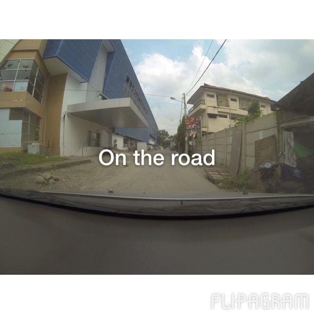 Flipagram - On the road - Music: Steve Aoki - Turbulence madr by Fikristd