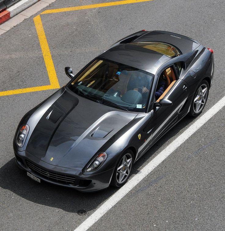 Ferrari 599 GTB Fiorano #ferrari599gtb-gto-xx