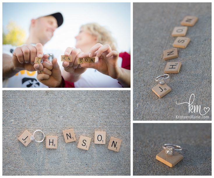 engagement pictures with ring