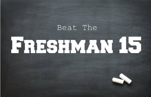 """Beat The Freshman 15 Are you a freshman in college? Or are you a high school student getting ready to head to college in the near future? Then I am sure you have heard of the dreaded phrase """"freshman 15"""", which refers to the weight that you gain in your first year of college. Have no fear, the freshmen 15 doesn't hav...  Read More at http://www.chelseacrockett.com/wp/teentalk/beat-the-freshman-15/.  Tags: #College, #Freshman, #Freshman15, #GainWeight, #GirlTalk, #L"""