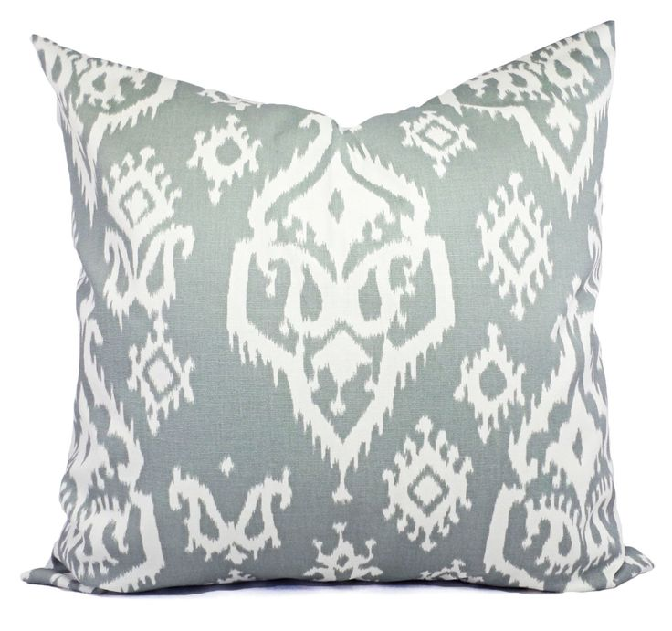 CLEARANCE Throw Pillow Covers Cool Grey and White - Decorative Pillow - Grey Aztec Pillow - Accent Pillow - Aztec Pillow Cover by CastawayCoveDecor on Etsy https://www.etsy.com/listing/193038951/clearance-throw-pillow-covers-cool-grey