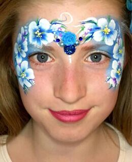 Ultimate online face painting course to get Pro skills without confusion. Fast Track Your Face Painting Career!