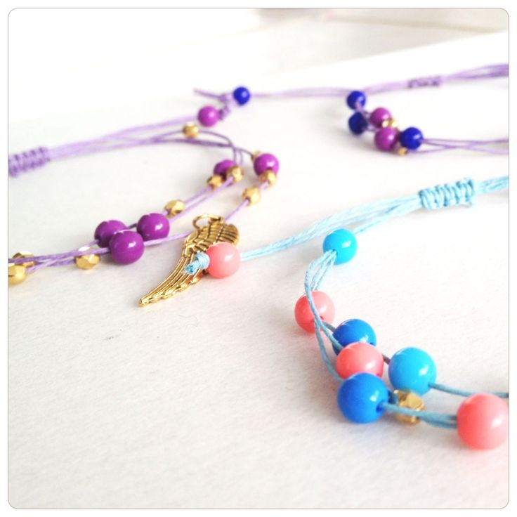 DIY WISH BRACELET TUTORIAL.. Here's a quick little tutorial to make some fun, stackable beaded hemp beaded wish bracelets. These DIY wish bracelets are ultra dainty and adds new texture to your arm candy collection.