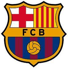 Escudo: Barça (Futbol Club Barcelona)