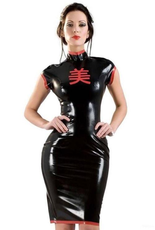 les 74 meilleures images propos de latex sur pinterest sexy catsuit et corsets. Black Bedroom Furniture Sets. Home Design Ideas
