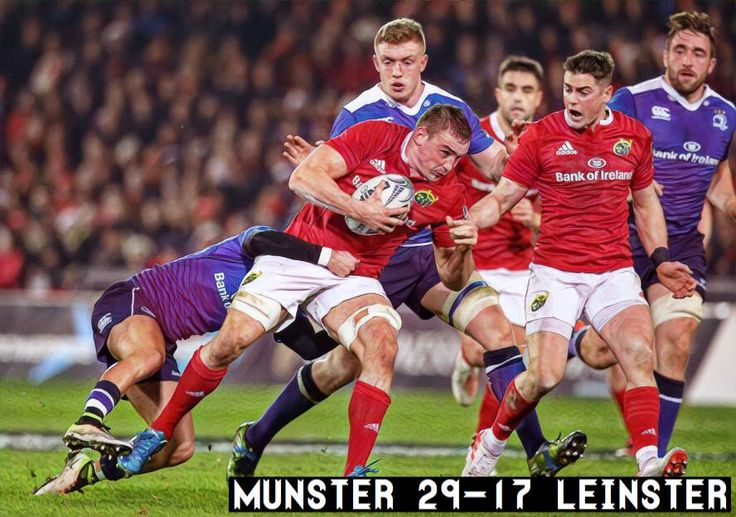 Munster take the St Stephen's Day victory in Limerick, securing a bonus point in the process.