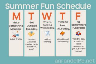 Ack! It's summer! What to do, what to do with the kids? Here are some great tips from SoundSteps in Dallas to make summer scheduling fun!