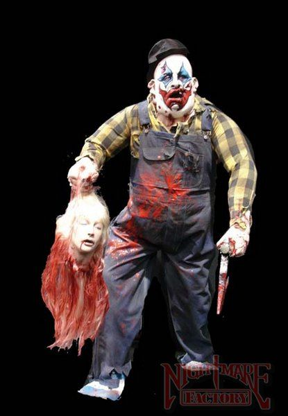 Killing Klown Animated Prop  #Halloween #HauntedHouse  Scary Clown