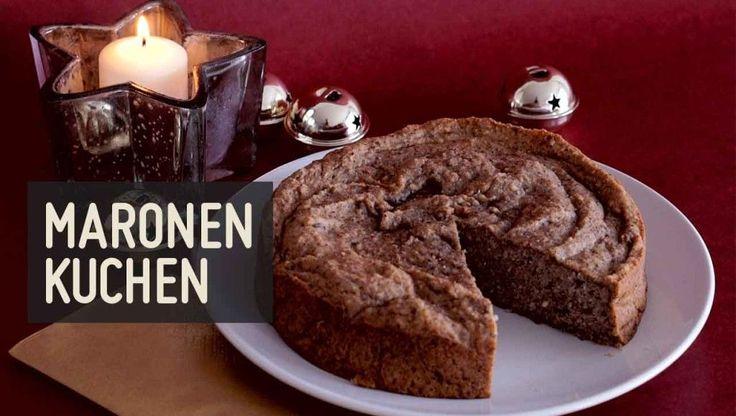 Maronenkuchen – Paleo360.de