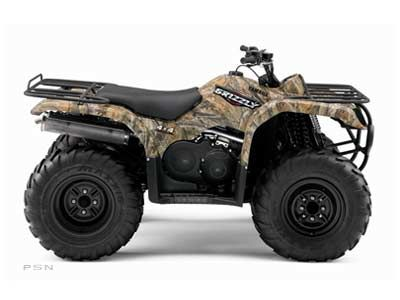 Yamaha 4 Wheelers Sale | 2008 Yamaha Grizzly 350 Auto. 4x4 atv for sale of Four Wheeler