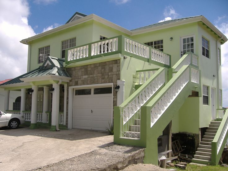 Awesome 2 story home design ideas - How to paint a 2 story house exterior ...