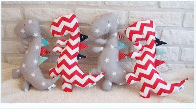 dinozaur www.robie-bo-lubie.blogspot.com