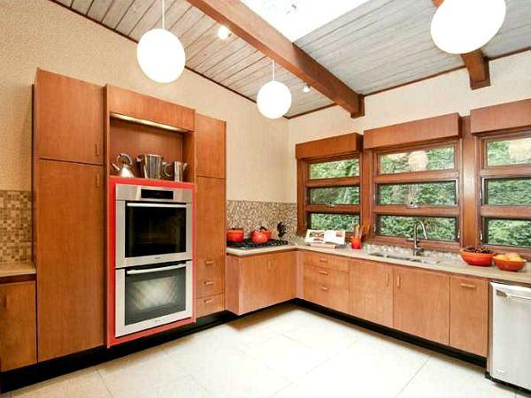 Best 56 Best Mid Century Modern Kitchen Images On Pinterest 400 x 300