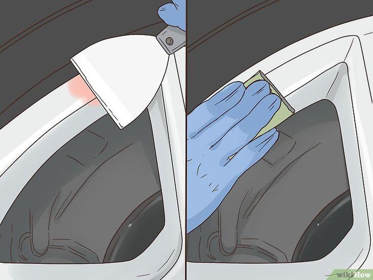 Fix curb rash on rims rims curbing car detailing