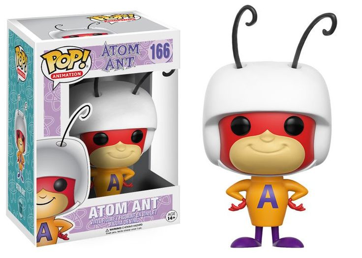 Pop! Animation: Hanna-Barbera - Atom Ant