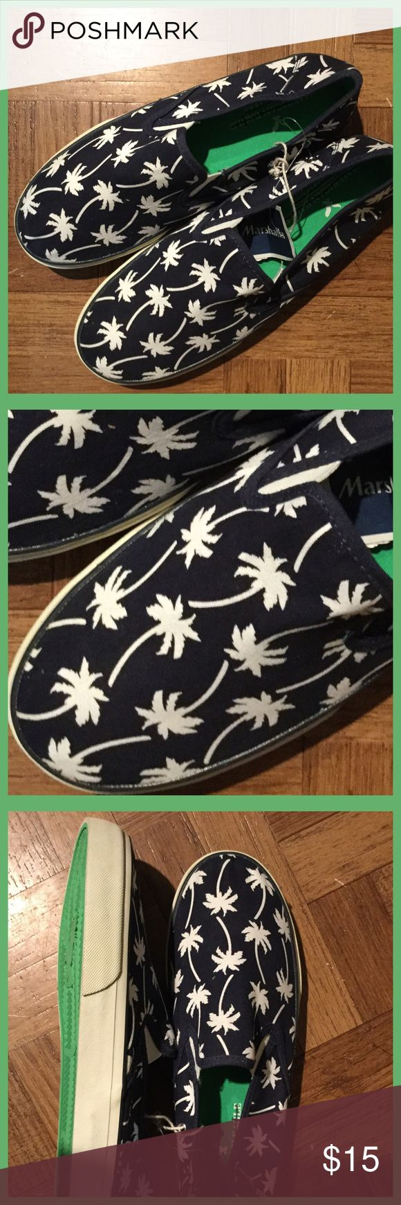 Boat Shoes Canvas boat shoes American Eagle Outfitters Shoes Boat Shoes