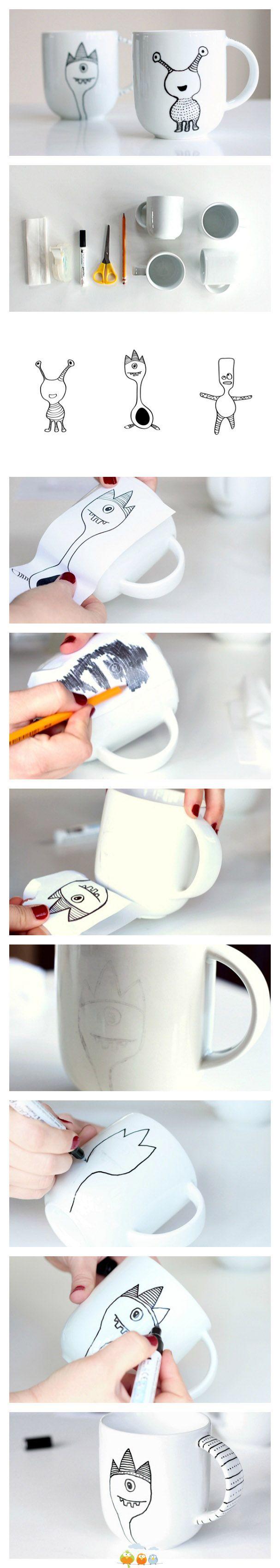 Porcelain   Doodles