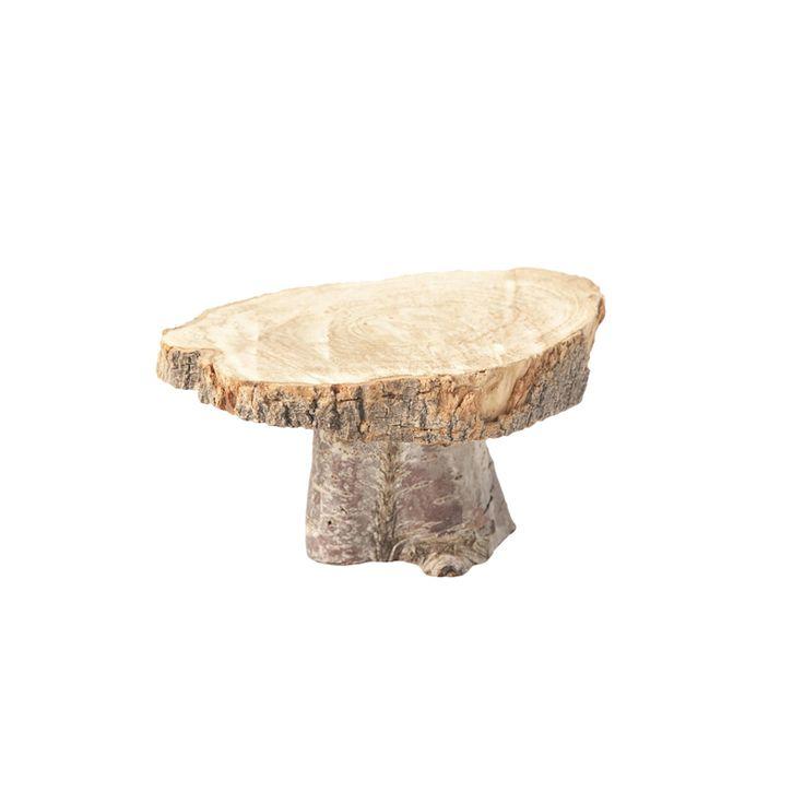 kristin tree stump stand at found vintage rentals tree. Black Bedroom Furniture Sets. Home Design Ideas