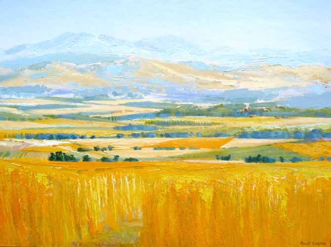 Check out Canterbury Landscape by Harold Coop at New Zealand Fine Prints
