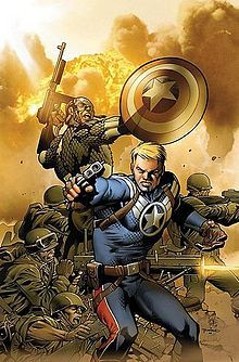 Captain America the first avenger.
