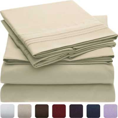 Best of Top 10 Best Bed Sheets in 2018 Reviews For Your Home - Minimalist best sheets for sleeping New Design