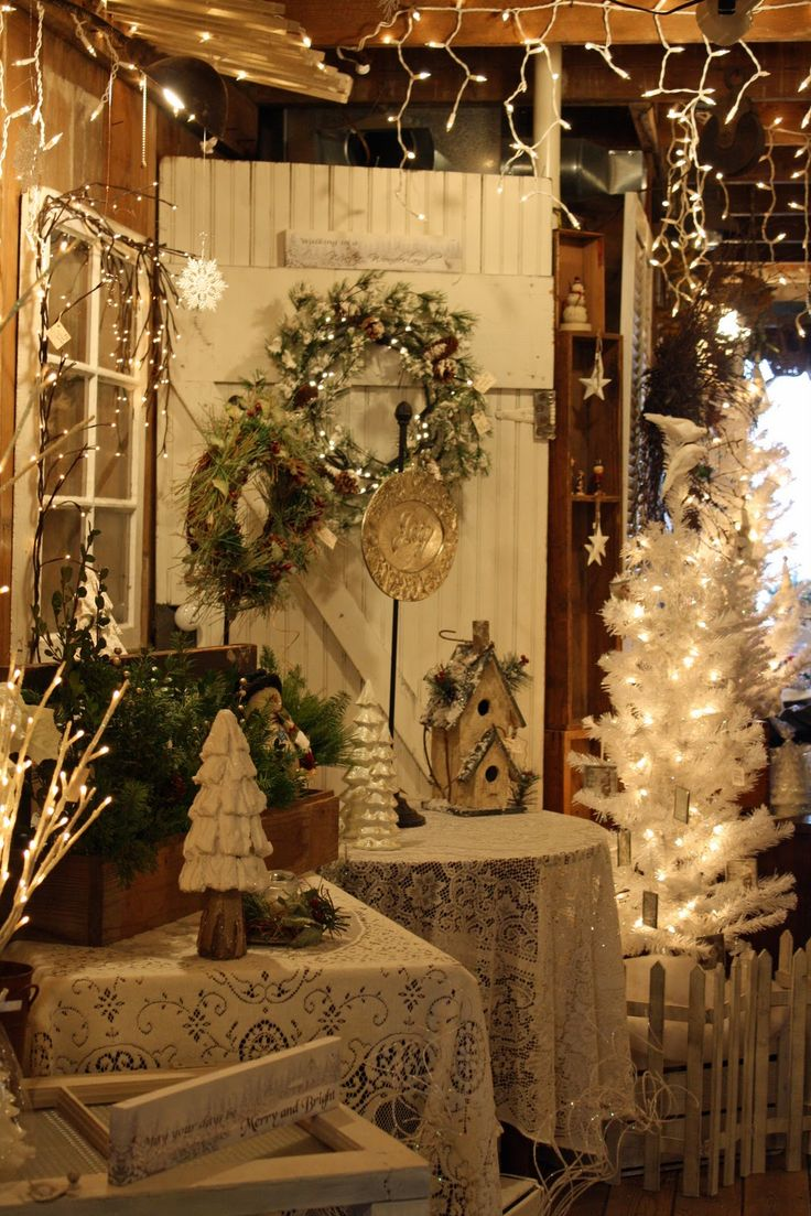 429 best christmas shop display ideas images on Pinterest