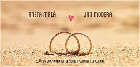 Svatební oznámení 112