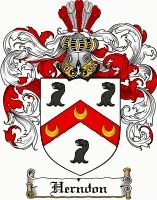 Herndon Coat of Arms / Herndon Family Crest