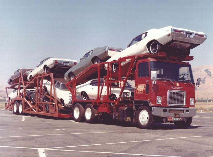 GMC Car Hauler