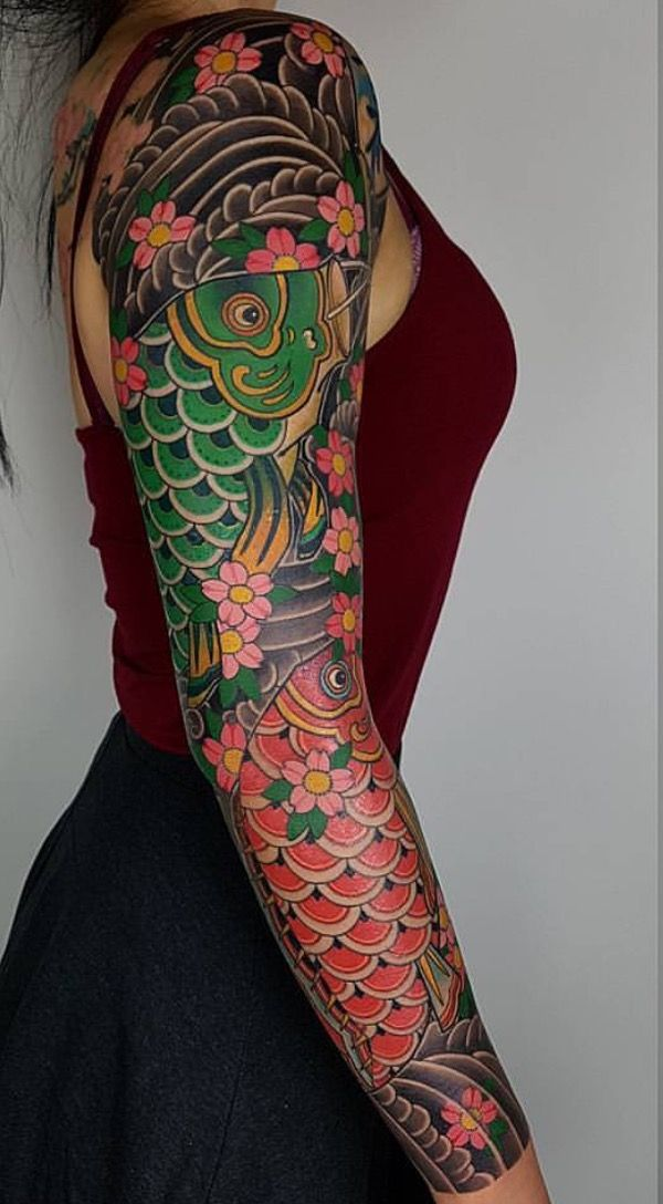 Full Body Tattoo Sleeve: 966 Best Images About Japanese Full Body Tattoo On