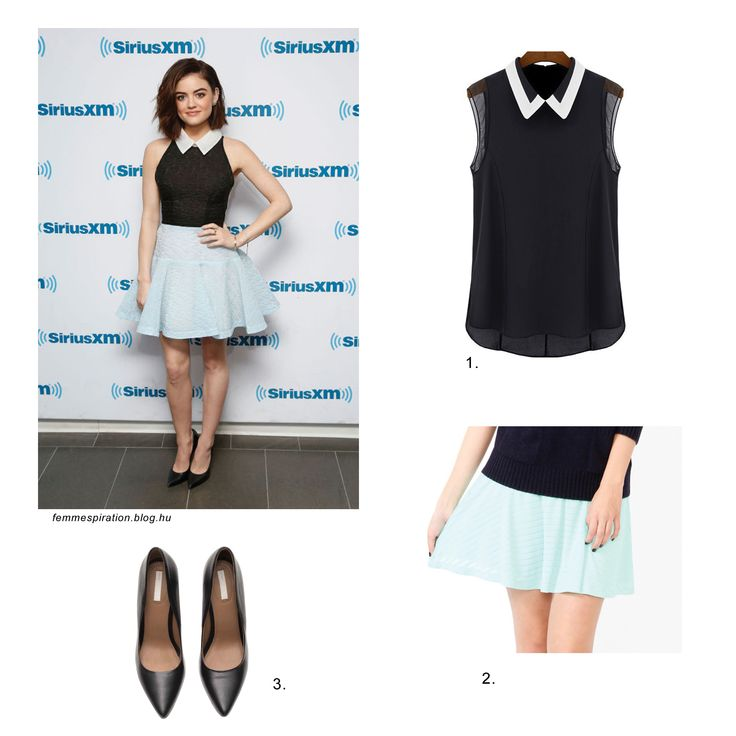 #lucyhale #prettylittleliars #actress #outfit #style #fashion #inspiration #hm #forever21