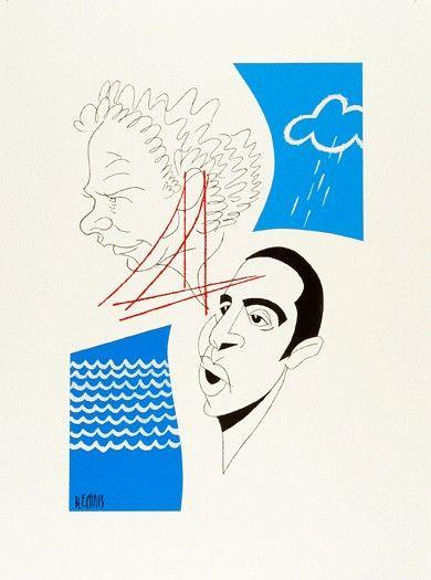 Paul and Garfunkel