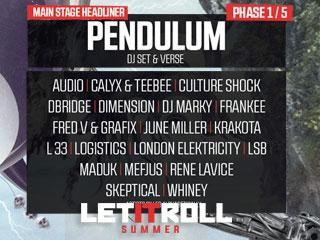 #pendulum #drumandbass