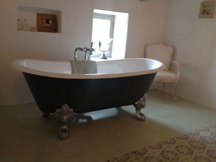 die besten 17 ideen zu gusseisen badewanne auf pinterest, Hause ideen