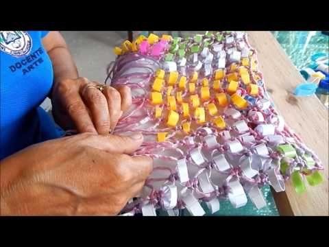 Cómo hacer un Chaleco con flecos a Crochet - Principiantes - YouTube