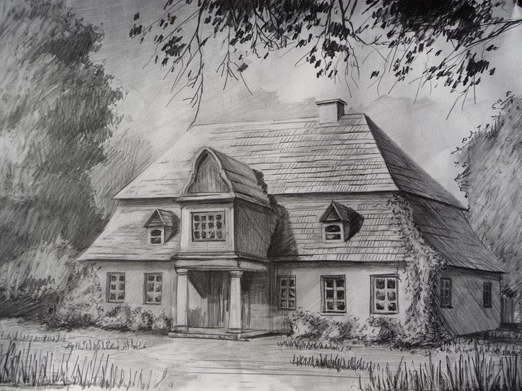 polish+manor+house+by+baStkk.deviantart.com+on+@DeviantArt