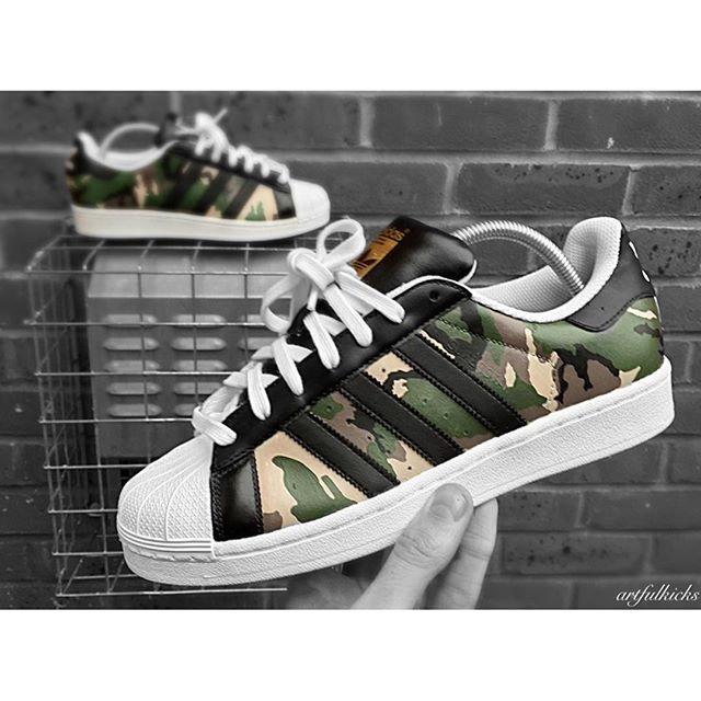 Adidas Superstar Militar