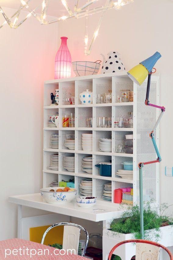 Cool kitchen storage by petitpan