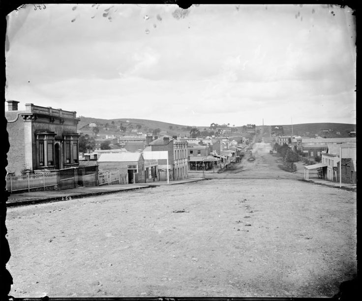 Castlemaine Australia  city pictures gallery : Castlemaine Australia 1800s | Old australian places | Pinterest