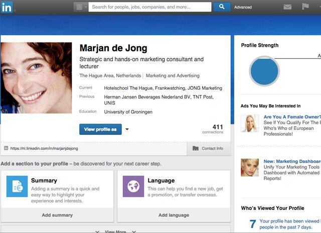 Wat zijn de mogelijkheden van LinkedIn? Hoe kan ik het zakelijk inzetten? Vragen die ik regelmatig krijg en slechts oppervlakkig kan beantwoorden. De training LinkedIn Marketing staat hoog op mijn wensenlijstje en ook het 60-minutenboekje ligt klaar om te lezen. Toch is het nog niet gelukt. Herkenbaar? Tijdens de Social Media Week Rotterdam kreeg ik […]