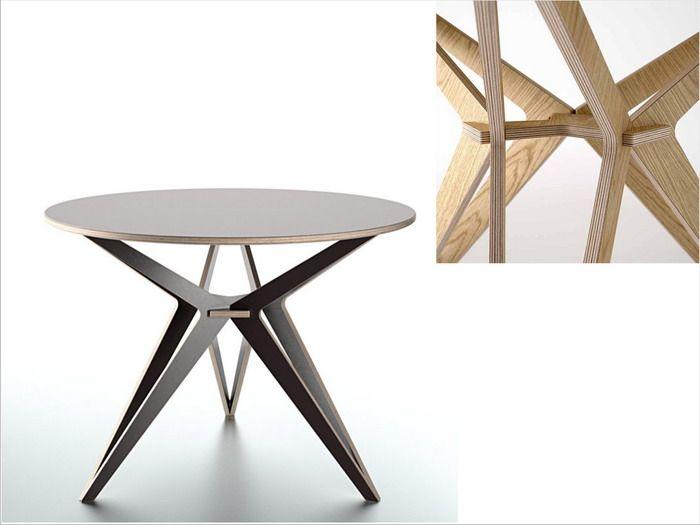 17 mejores ideas sobre mesas de centro redondas en - Bandeja redonda ikea ...