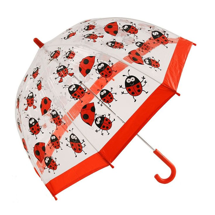 Birdcage Umbrella - Lady Bugs – Shorties Childrens Store