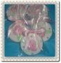 Ροζ τριαντάφυλλα σε μπισκοτάκι !!! - Μπισκότα