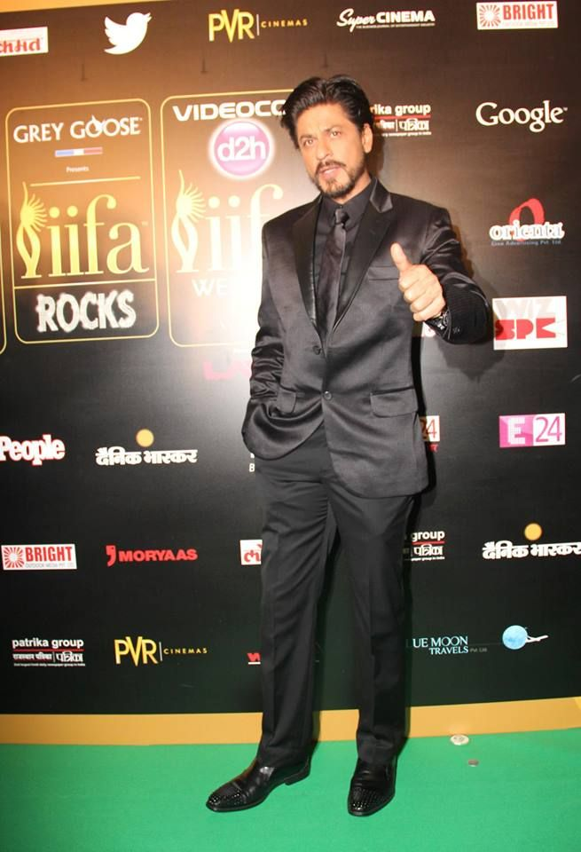 Shah Rukh Khan #IIFA #bollywood