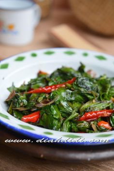 Diah Didi's Kitchen: Tumis Genjer