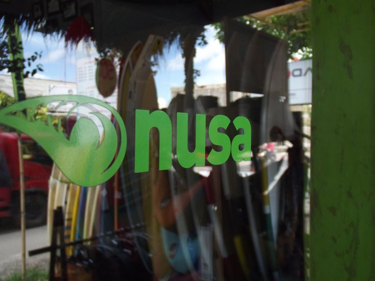 nusa store door will be open for all of you